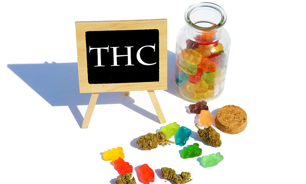 Microdosing THC To Relieve Stress